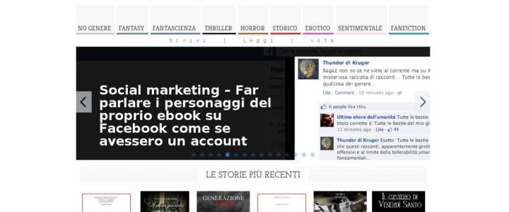 Penne Matte, il social network italiano per autori
