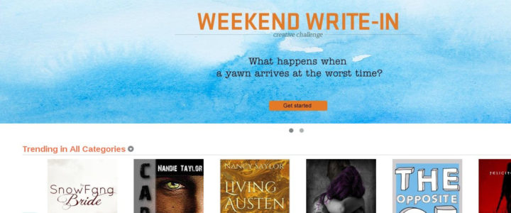 WriteOn, la writing community di Amazon