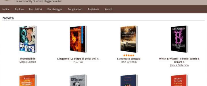 Libro Café, luogo d'incontro per lettori, blogger e autori