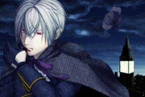 Vampire Holmes. Serie TV Anime
