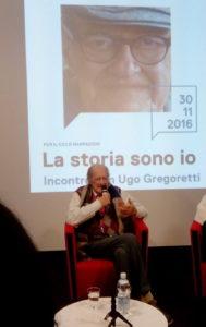 La storia sono io, Ugo Gregoretti al Polo del '900, Torino.