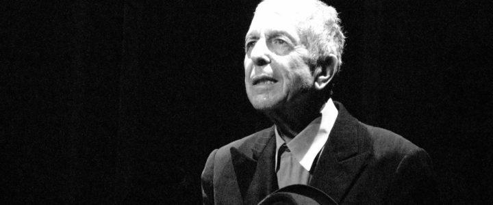 Il vero amore non lascia tracce, Leonard Cohen
