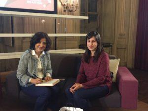 Elvira Serra al Circolo dei Lettori di Torino