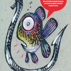Pescabolario, Andrea Bersani. Trama e recensione