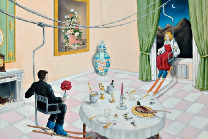 L'amante senza fissa dimora Fruttero & Lucentini